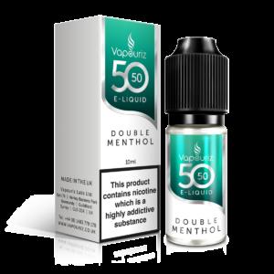 double menthol 5050