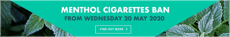 Menthol Cigarettes Ban