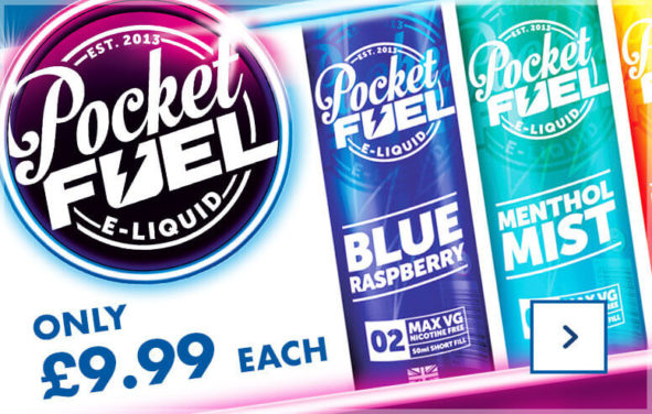 Pocket Fuel. Only £9.99 each