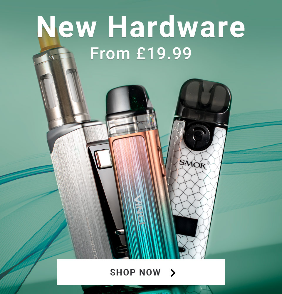 New hardware. From £19.99