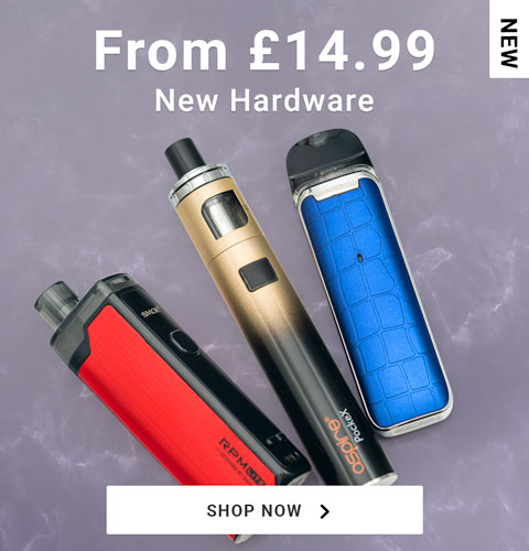 New hardware. From £14.99