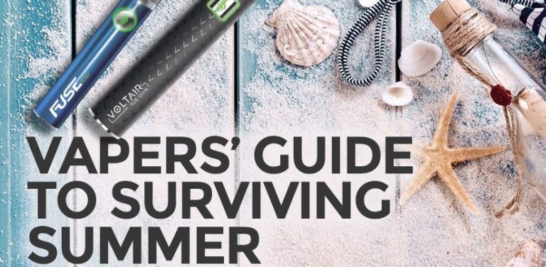 The Vaper's Guide to Surviving the Summer