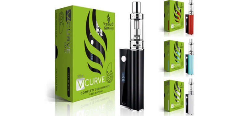 Win a FREE VCURVE Vape Kit!
