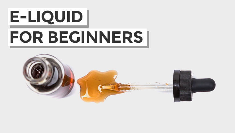 E-liquid for beginners