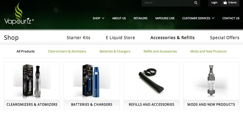 E-cigarette Accessories Guide