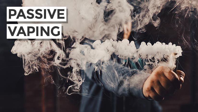 Uncovering the myths about passive vaping