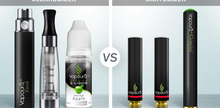 Disposable Vs Refillable E-cigs Guide: Which Should I Choose?