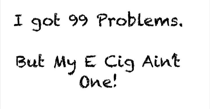Common E-Cig Problems and How to Fix Them