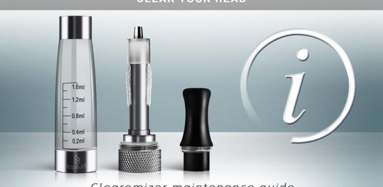Guide to Cleaning and Servicing Your Refillable Clearomizer